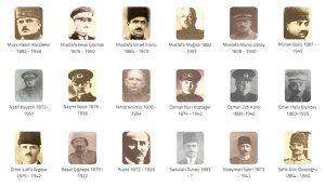 Milli mücadelenin komutanları