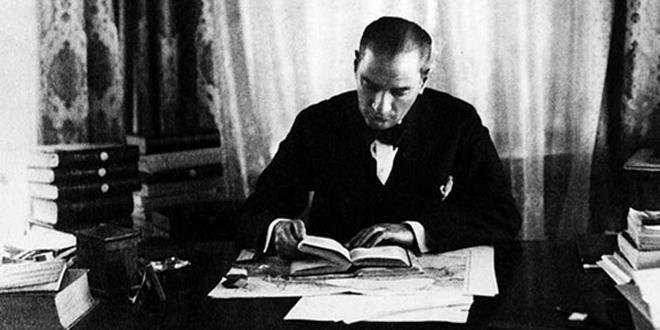 Atatürk'ün Amerika'ya mektubu