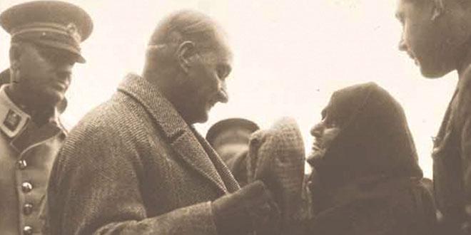 Atatürk ve Nine anekdotu