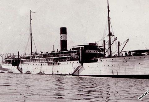 Atatürk ve Karadeniz vapuru
