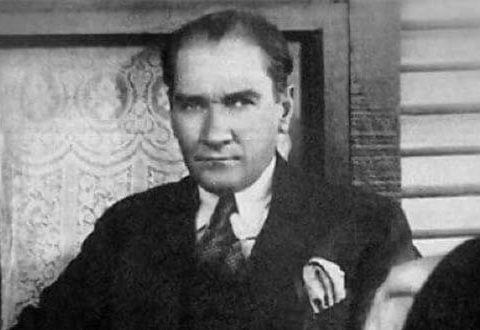 ATATÜRK'S THOUGHTS ON AGRICULTURE