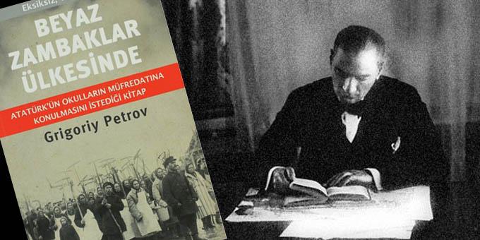 Beyaz Zambaklar Ülkesinde, Gregory Petrov,