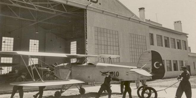 Cumhuriyet'in ilk uçak fabrikası