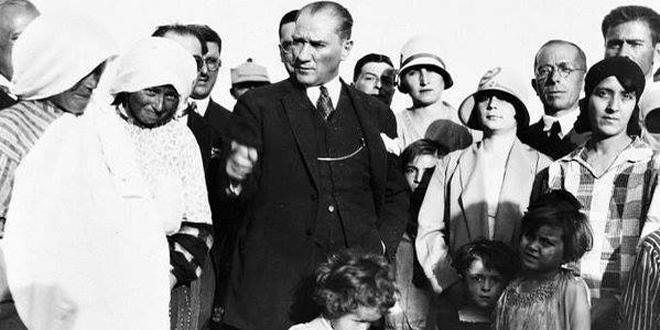 Halkçılık ilkesinin Türk İnkılabındaki yeri ve önemi