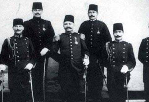 Atatürk'ün öğretmenleri
