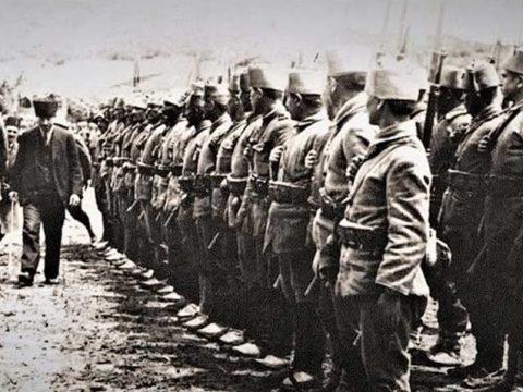 Atatürk'ün Kahraman Ordumuza değişmeyen mesajı