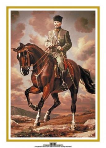 Atatürk posterleri dikey