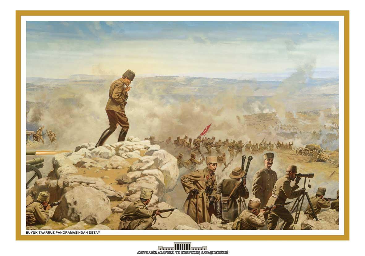 Atatürk posterleri yatay 70x100