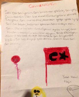 Hazel Naz Akgün Canım Atatürk'üm