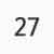 27 OCAK ATATÜRK
