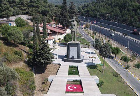 Belkahve Atatürk anı evi