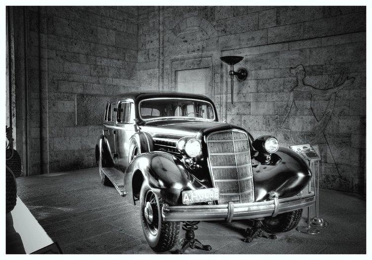 Atatürkün kullandığı arabalar