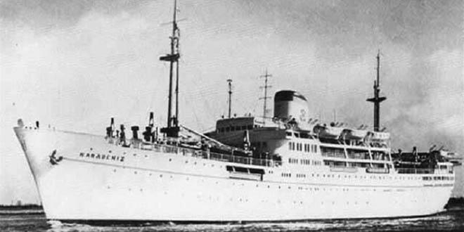 Karadeniz vapuru Mustafa Kemal projesiydi