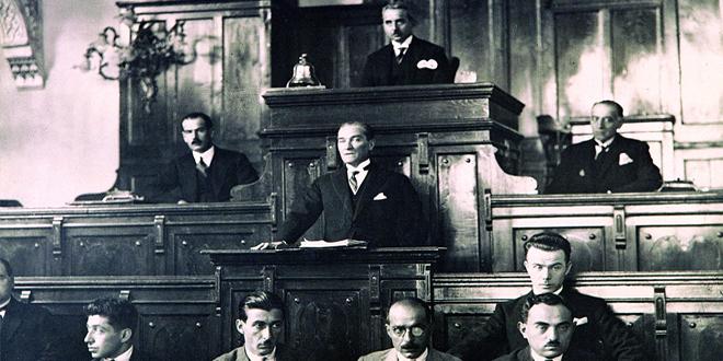 Atatürk'ün Devletçilik ilkesi üzerine sözleri