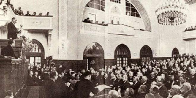 Atatürk'ün Türkiye Büyük Millet Meclisi üzerine sözleri