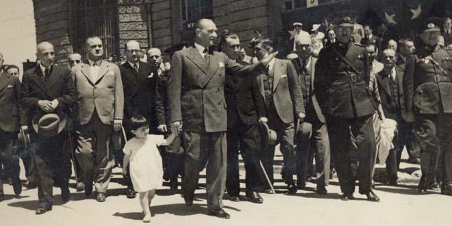 Biography of Mustafa Kemal ATATÜRK, BBC