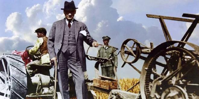 Bir çağdaşlaşma modeli olarak Atatürk
