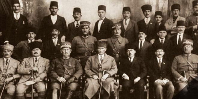 Atatürk'ün Erzurum Kongresi'ni Açarken söylevi