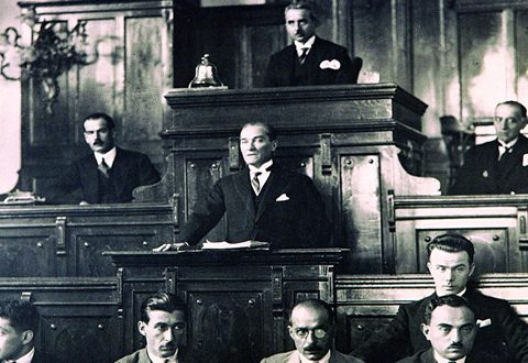 ATATÜRK'S THOUGHTS ON THE GRAND NATIONAL ASSEMBLY OF TURKEY