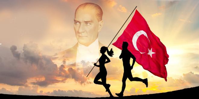 ATATÜRK'S THOUGHTS ON THE TURKISH REVOLUTION