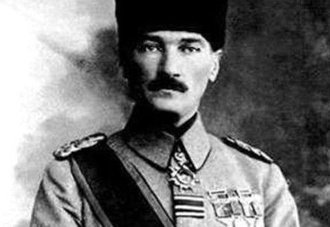 Atatürk'ün yazdığı şiirler