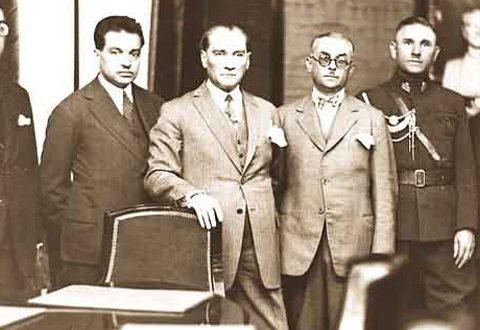 Atatürk ve İş bankasının kuruluşu