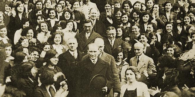 Atatürk'ün ziyaret ettiği okullar ve tarihleri