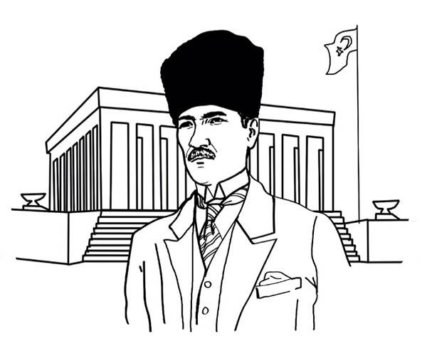 Ataturk Boyama Resimleri Ataturkicimizde Com