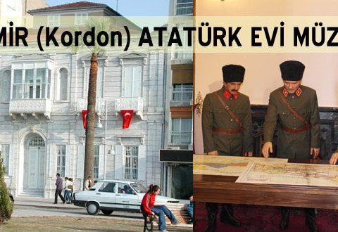 İzmir (Kordon) Atatürk Evi Müzesi