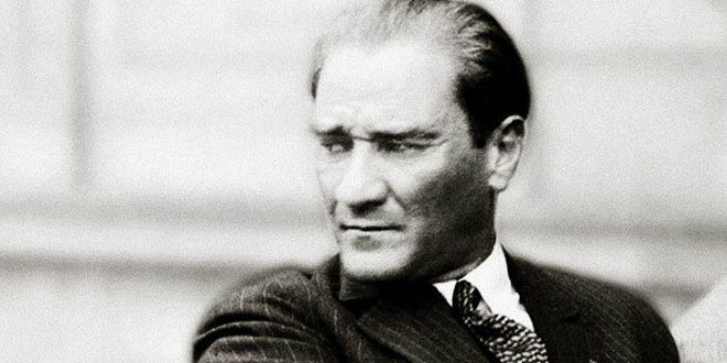 Atatürk'ün iki yılbaşı gecesi