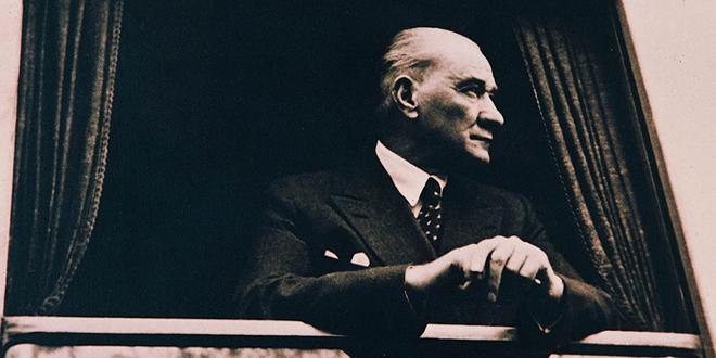 Atatürk deyince