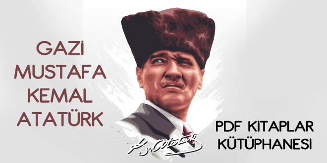 Atatürk konulu Pdf kitap kütüphanesi