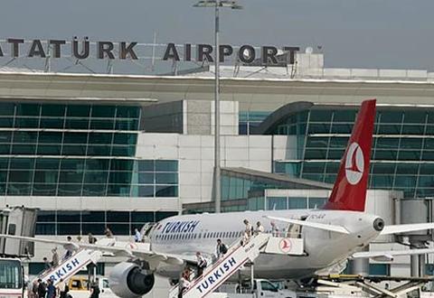 Atatürk Havalimanı tarihçesi
